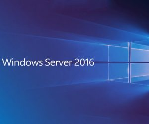 ההשקה מתקרבת: Microsoft Windows Server 2016
